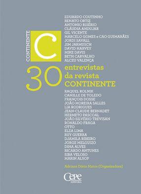 30 ENTREVISTAS DA CONTINENTE